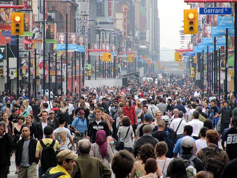 organic human traffic