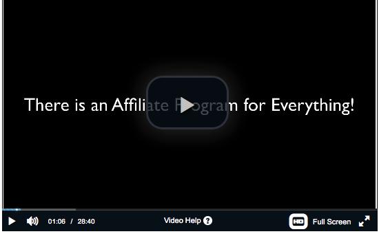 find-affiliate-programs